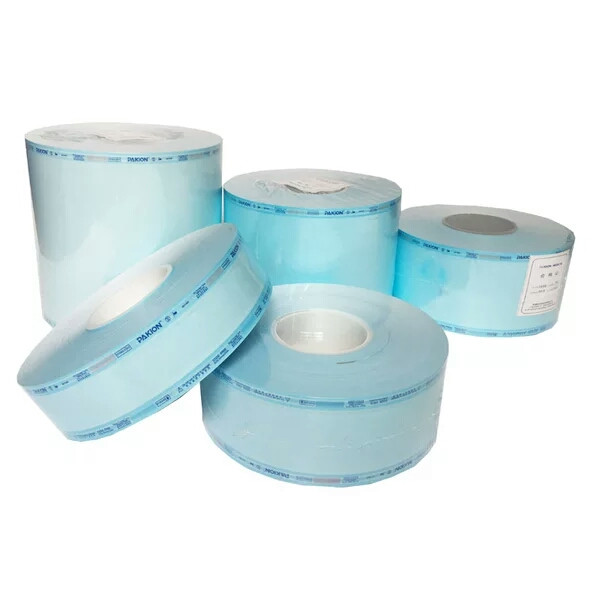 Formaldehyde Sterilization Medical packing roll package dental